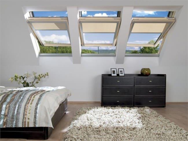 Вращательные окна с электроуправлением факро