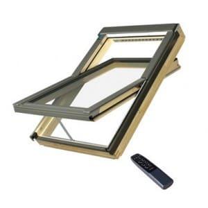 Суперенергозберігаючі обертальні вікна FAKRO