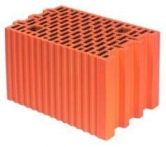 блоки керамические Porotherm 25 P+W