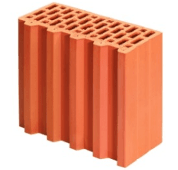 Porotherm 30 1/2 P+W