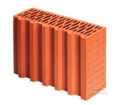 керамические блоки Porotherm 38 1/2 P+W купить во львове