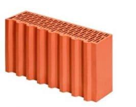 блок керамічний Porotherm 44 1/2 P+W