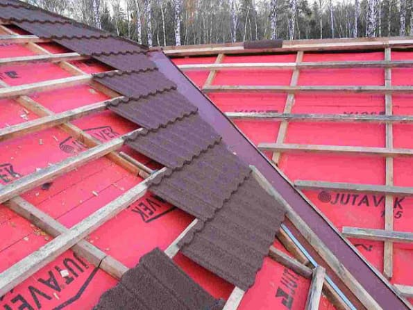 гідроізоляційні мембрани для даху