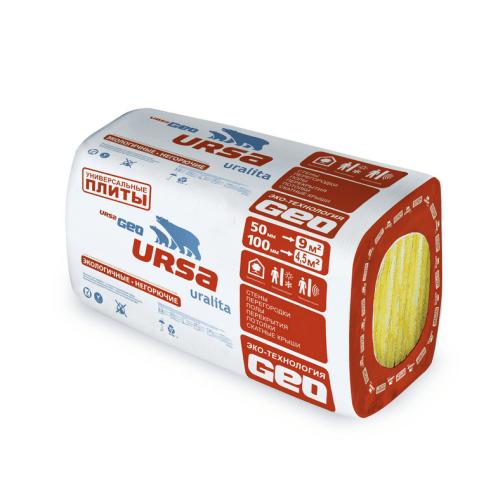 URSA GEO Универсальные плиты