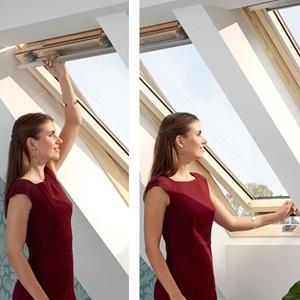 купити вікно на мансарду VELUX OPTIMA Комфорт