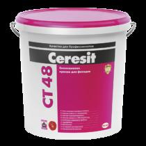 силиконовая краска Ceresit CT 48