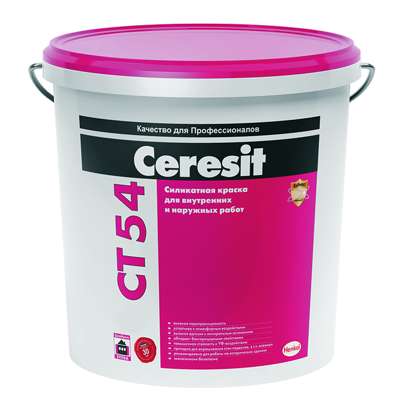Фарба Ceresit CT 54