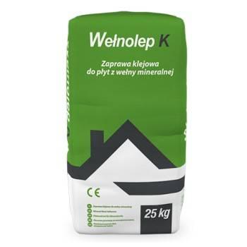 Клей для минеральной ваты Welnolep-k