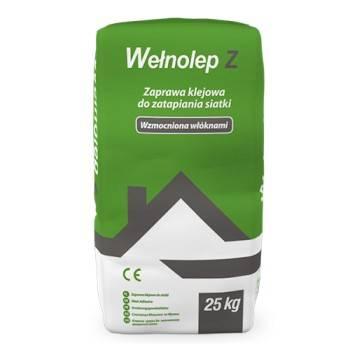 Клей для мінеральної вати Welnolep-z
