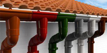 Водостічні системи Rainway 90