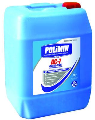 Полимин АС-7 Универсальный грунт